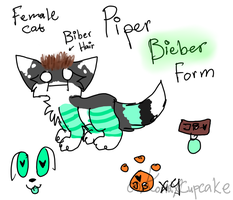 PIPER BIBER FORM REF by SkylerCakes
