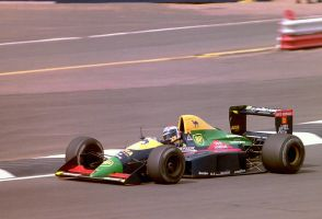 Eric Bernard (Great Britain 1989) by F1-history
