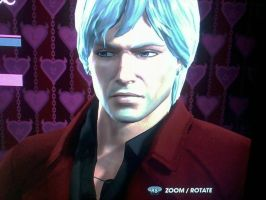 Dante Saints Row the Third by PhantomRose91