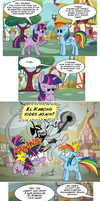 Ask Vaudeville 5 by FractiousLemon