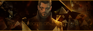 Deus Ex 3: Human Revolution 2 by FeveredDreams
