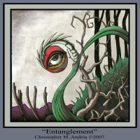 Entanglement by aokpsycho