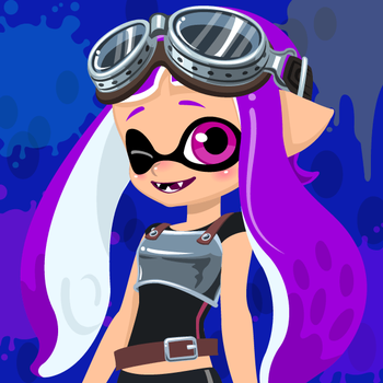 Inkling oc thingy by Midnight-Absol