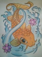 koi by myvoicesrloudest