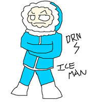 DRN-005 ICE MAN by viviG