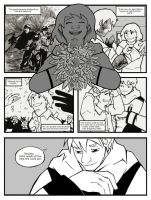 Wisps in the Rising Sun (page 6) by without-a-pen