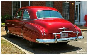 A sharp 1950 Chevy - Rear View by TheMan268