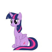 Twilight Sparkle Vector by Ritya9898