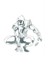 Scarlet Spider by Onore-Otaku