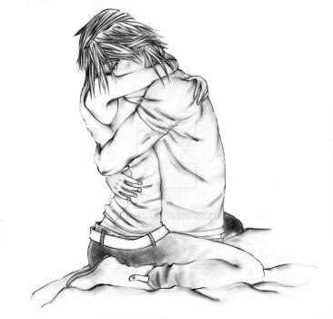 Squall Crying by Riny-san