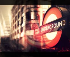 Underground by Acanther