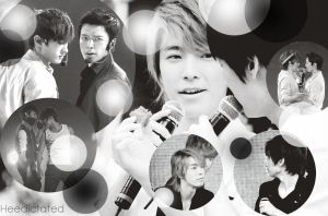 Eunhae - Black and White by Heedictated