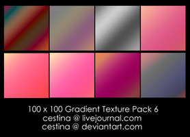 Gradient Texture Pack 6 by cestina