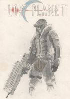 lost planet cover by NIGHT-TALON