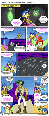 CYOA - Item Quest 7 by Chess-Man