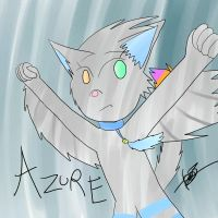 AT - Azure by DrawnKnife71