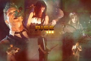 Skillet's Rise by stasiabv
