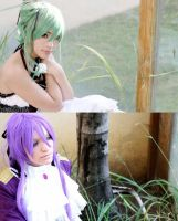 Vocaloid: My first love. by jyudaime