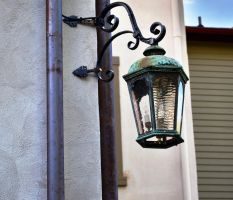Old Lamp HDR by PAlisauskas