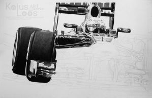 WIP: Vettel's RB9 by DyMHL