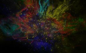 Colour Explosion by Alasmon