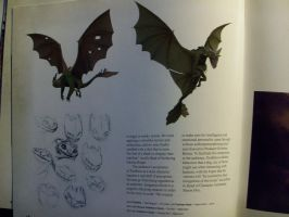 toothless-early concepts by Ravenfire5