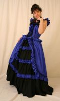 The Victorian Lady 48 by MajesticStock