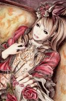Hizaki by bye-bye-love