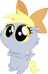 Derpy is Kitty by Chiramii-chan