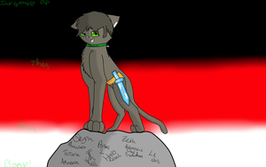 Catbuscus by Darkstar-The-Great