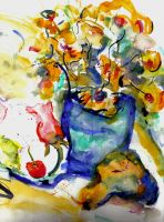 fruit and flower  LProctor by LaurieLefebvre