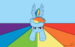 Rainbow Simple by SPltFYre