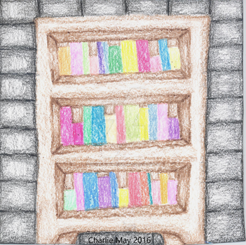 Church Basement Bookshelf(Spice and Wolf Volume 4) by Charlie-Talented