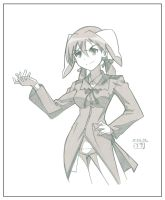 Strike Witches Cutie by MichaelCrichlow
