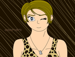 Gift: Cora's new look by Cherrywind101
