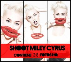 Miley Cyrus Shoot by PinkLifeEditions