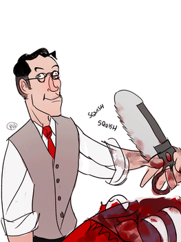 HOW 2 SURGERY (animated) by monkette