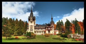 Peles Castle by DyZzO