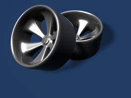Deep Dish Rims 01 by Crimson-Designs