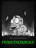 FC Comic FRONT COVER by ToastyGoodness