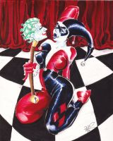 Harley's Puddin by RaySee
