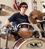 Brendon Urie On The Drums?? by shelbysarrazin