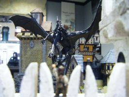 Witchking of Angmar by HobbitPunk