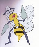 Beedrill from Pokemon by sakurachan456