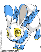 Bunny Adoptable 1-5.1 SOLD by Jiel