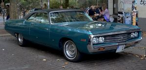 '71 Chrysler Newport by cmdpirxII