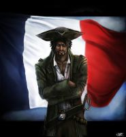 French Privateer - Commission by Nith47