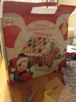 Mickey Mouse Gingerbread House by Simpsonsfanatic33