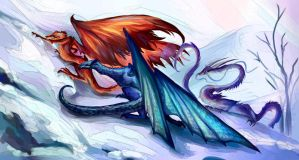 Dragon3 by himriot