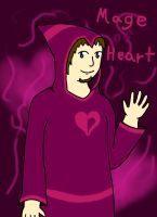 Mage of Heart by mistere17